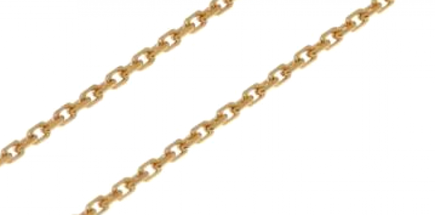 Choisir une chaîne en or pour une médaille de baptême