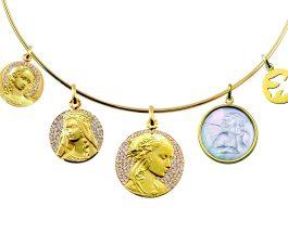 Comment choisir la taille d'une médaille de baptême ?